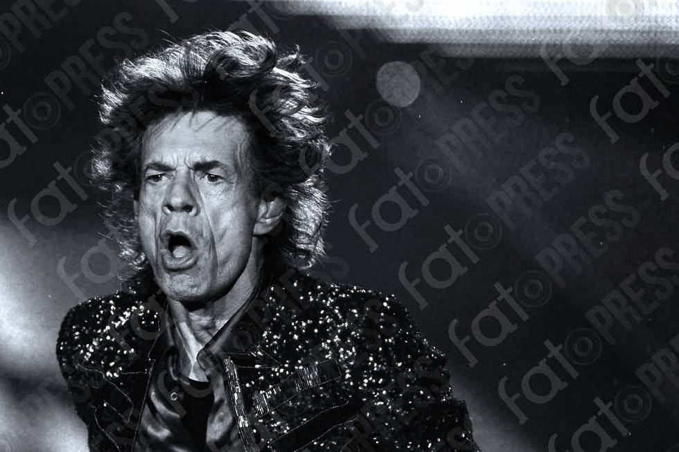 Show Rolling Stones-Olé Tour