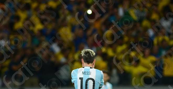 Brasil x Argentina - Eliminatórias Copa do Mundo-Rússia 2018