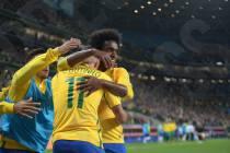 ELIMINATORIAS COPA DO MUNDO-RUSSIA-2018- BRASIL X EQUADOR