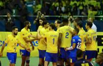 VOLEIBOL MASCULINO- BRASIL X HOLANDA-BRASÍLIA-DF