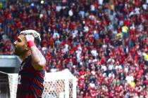 BRASILEIRO FUTEBOL- CSA-AL X FLAMENGO-RJ