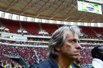 BRASILEIRO FUTEBOL-AVAÍ-SC X FLAMENGO-RJ