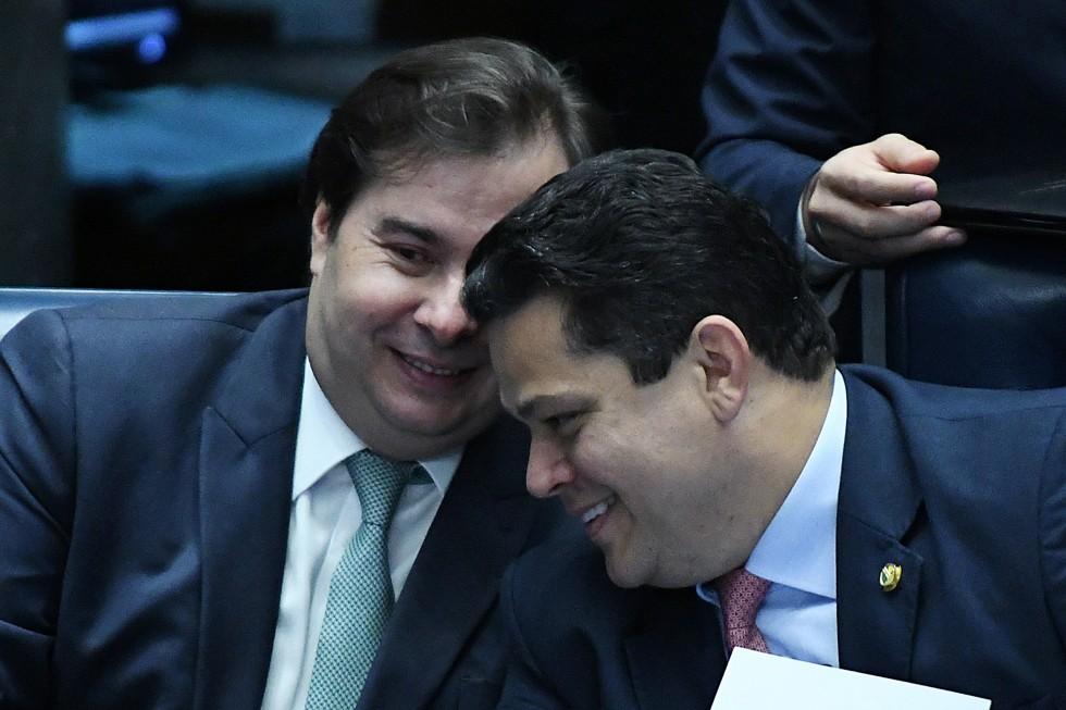 BRASÍLIA,DF, 12.11.2019- PROMULGAÇÃO DA NOVA PREVIDÊNCIA NO SENADO FEDERAL