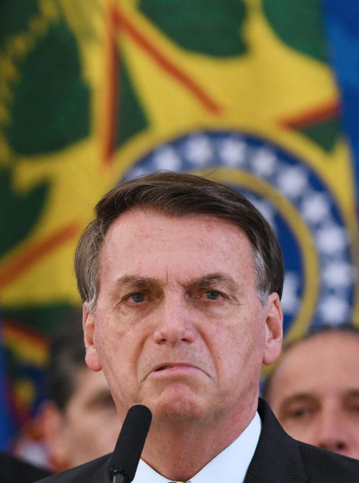 COLETIVA-PRESIDENTE JAIR MESSIAS BOLSONARO