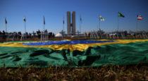 ATO EM HOMENAGEM ÀS VÍTIMAS DA COVID-19 NO BRASIL-BRASÍLIA/DF-14/07/2020